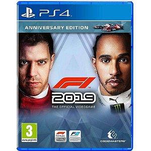 Formula 1 2019 - Ps4 ( USADO )