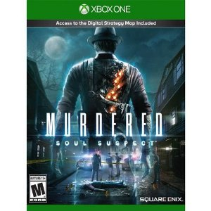 Murdered Soul Suspect Xbox One ( USADO )