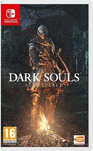 Dark Souls: Remastered - Nintendo Switch ( USADO )