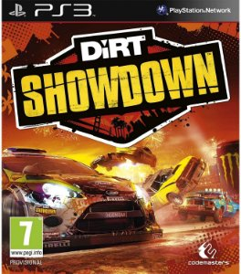 Dirt Showdown - Ps3 ( USADO )