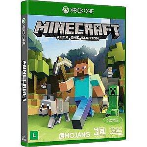 Minecraft - Xbox One ( USADO )