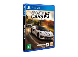 Project Cars 3 - PS4 ( USADO )