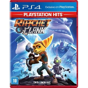 Ratchet Clank - Ps4 ( NOVO )