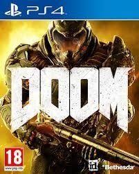 Doom - Ps4 ( USADO )