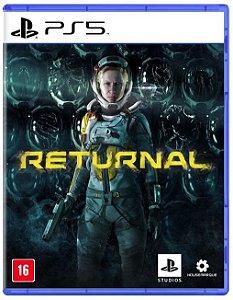 Returnal - PS5 ( Novo )