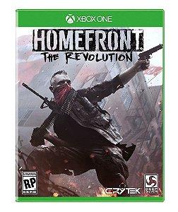 Homefront The Revolution - Xbox One ( USADO )