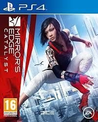 Mirrors Edge Catalyst - Ps4 ( NOVO )