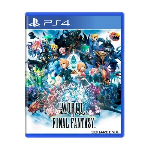 World of Final Fantasy - PS4 ( USADO )