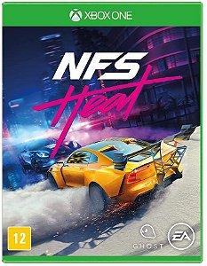 Need For Speed Heat - Xbox One ( USADO )