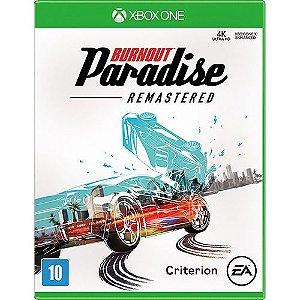Burnout Paradise - Xbox One ( USADO )