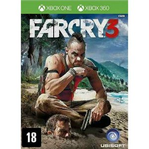 Farcry 3 - Xbox One ( USADO )