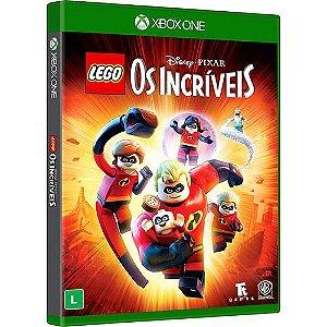 Lego Os Incríveis - Xbox One ( NOVO )