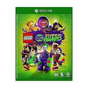 Lego DC Super Villains - Xbox One ( USADO )