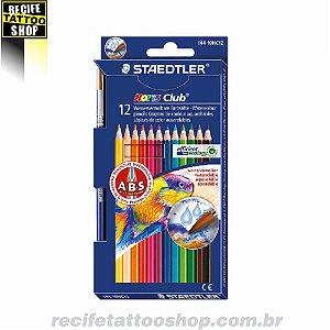 Lápis de cor  Aquarelado Staedtler.