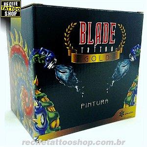 Biqueira descartável Grip 30mm Pintura 15 - Blade Gold