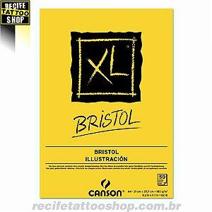 Papel Canson XL BRISTOL A4