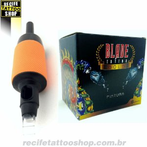 Biqueira descartável Grip 25mm Blade Gold - Pintura 11