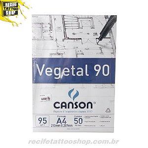 Papel Vegetal Canson A4