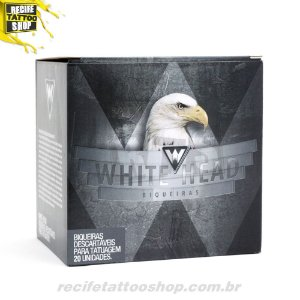Biqueira descartável Grip 25mm TRAÇO - RL03 -  White Head