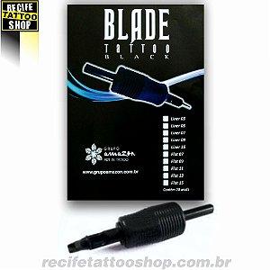 Biqueira Blade Tattoo Black - Modelo Pintura - MG