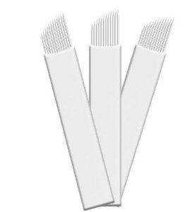 Lâmina 12 flex chanfrada 0,25mm (REGULAR)