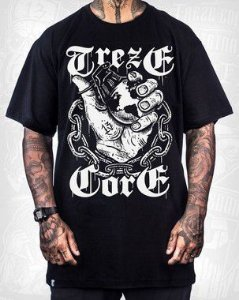 CAMISETA TREZE CORE LOST WORLD G