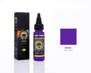 TINTA IRON ROXO 30ML