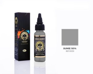 TINTA IRON SUMIE 50% 30ML