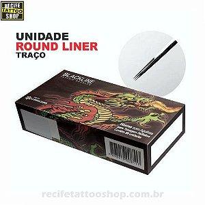 AGULHA UNID BLACK LINE RL09