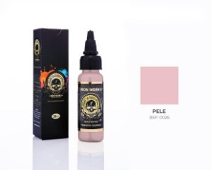TINTA IRON PELE 30ML