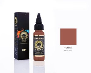 TINTA IRON TERRA 30ML