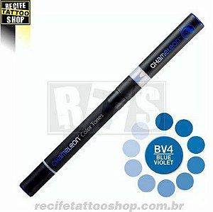 CANETA CHAMELEON BLUE VIOLET BV4