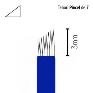 LAMINA FLOX TEBORI 7 PTS PINCEL