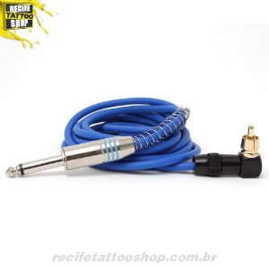 CABO NEW RCA 90 GRAUS AZUL
