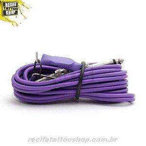 Clip Cord New P10 Roxo