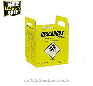 COLETOR DESCARBOX 7L