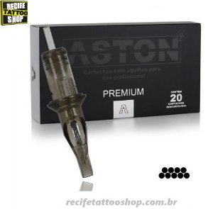 CARTUCHO ASTON PREMIUM 9MG