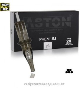 CARTUCHO ASTON PREMIUM 05MG