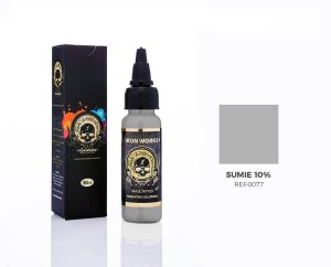 TINTA IRON SUMIE 10% 30ML