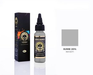 TINTA IRON SUMIE 20% 30ML