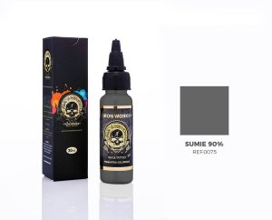TINTA IRON SUMIE 90% 30ML