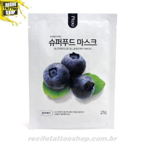 MASCARA FACIAL NOHJ BLUEBERRY MASK