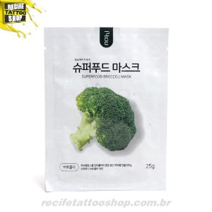 MASCARA FACIAL NOHJ MASK BROCCOLI