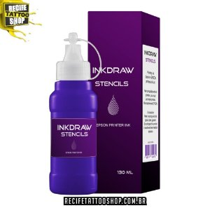 Tinta InkDraw Stencils Inkjet Printer 130 ML