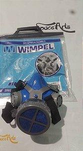 Mascara de proteção respiratoria winpell com filtro