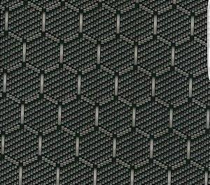 pelicula para water transfer printing modelo CARBONO COLMEIA  tamanho 1mts x 50 cmts de largura