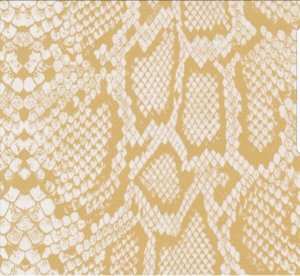 pelicula para water transfer printing modelo couro cobra amarelo  tamanho 1mts x 90 cm de largura