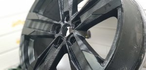 pelicula para water transfer printing modelo TELAS PARA PAINEIS TRANSPARENTE  tamanho 1mts x 50cmts de largura