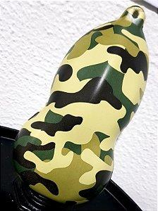 pelicula para pintura hidrografica modelo camuflado CIVIL - tamanho 1 mts comprimento x 0,50 cmts de largura