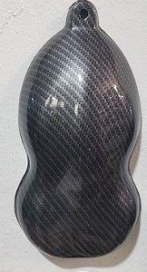 pelicula para pintura hidrografica modelo Carbono TECIDO - tamanho 1 mts comp x 50 cmts de largura